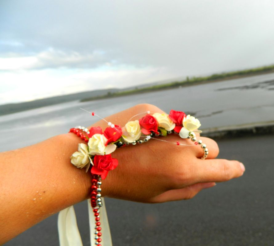 Фото 6480908 в коллекции Браслеты для подружек невесты - Сasamento  украшения на авто