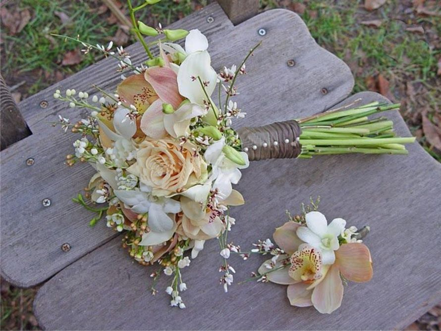 Орхидейное настроение! - фото 2479571 Crocus - студия декора