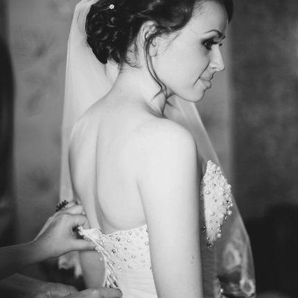 """Свадебное платье """"Жемчужина"""""""