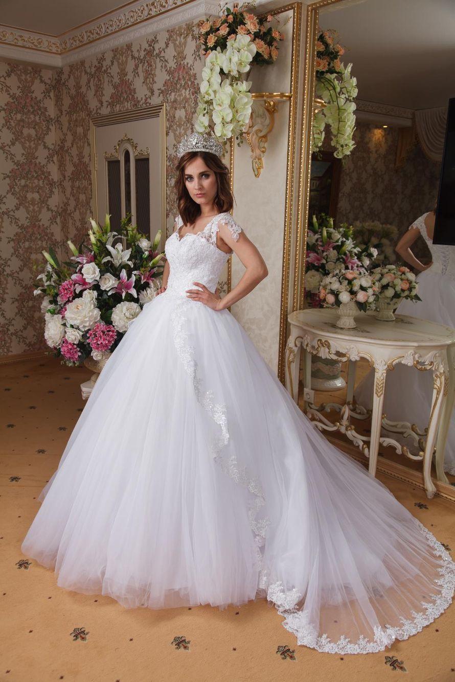 Свадебное платье Королевна