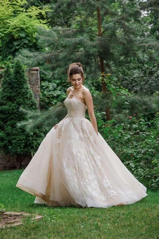 """Фото 18143954 в коллекции Шикарные модели от Кутюр и не только! - Свадебные платья """"Богиня"""""""