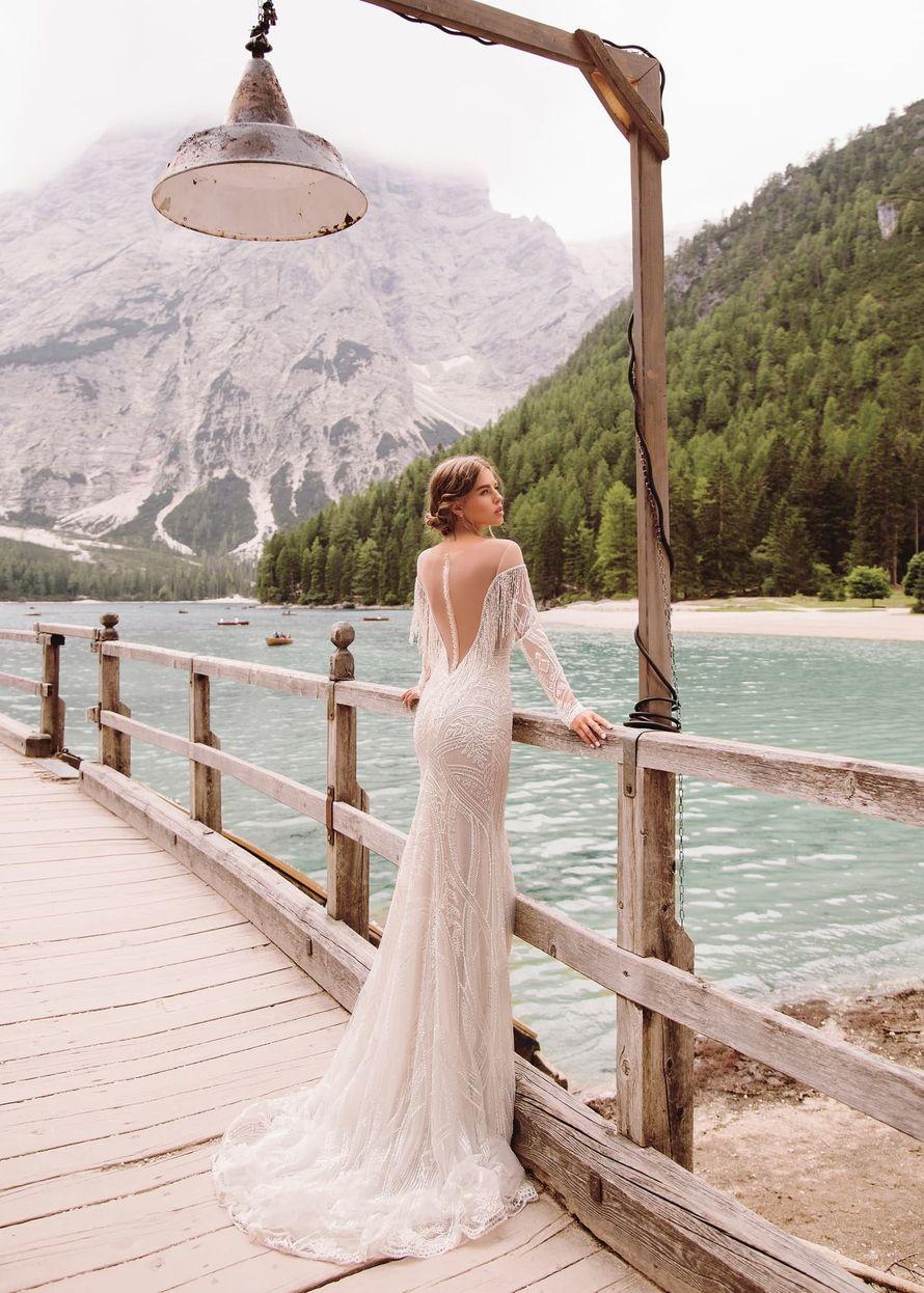 """Фото 18144082 в коллекции Шикарные модели от Кутюр и не только! - Свадебные платья """"Богиня"""""""