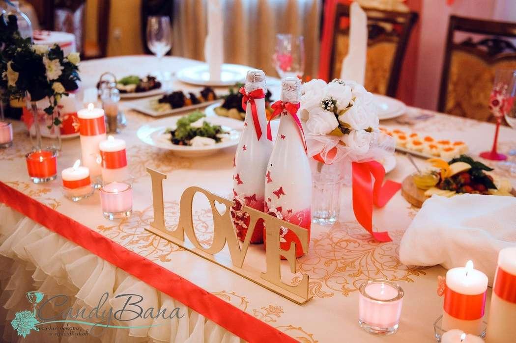 Артем и Валентина, июнь 2015 г. Нежность в каждом мгновении... - фото 9759584 Студия декора и праздника CandyBana