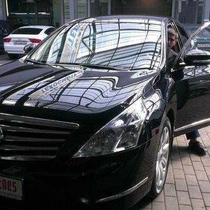 Аренда Nissan Teana 2012 г.в.