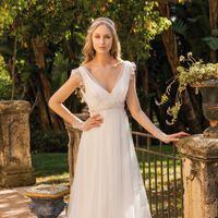 Свадебное платье Ricci (Rambo Styling, Бельгия)
