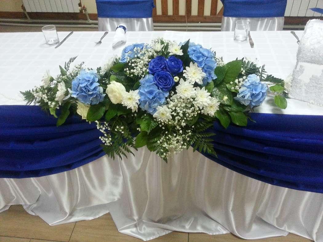 """цветочная композиция - фото 2518795 """"Маэстро"""" - свадебное оформление"""