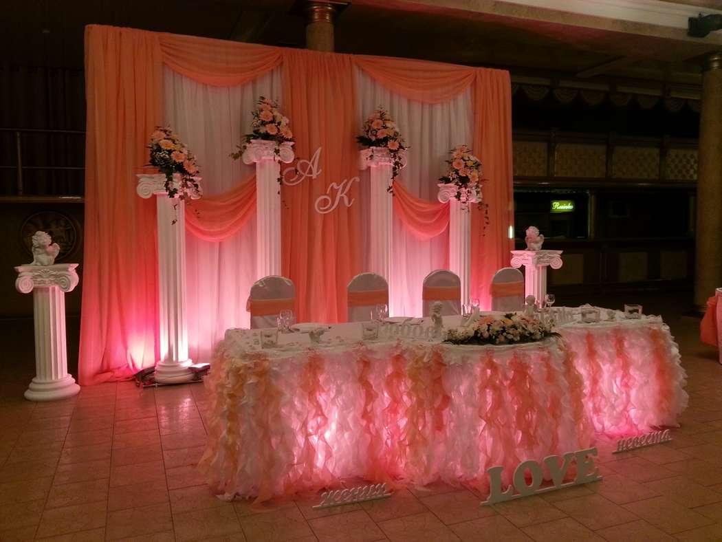"""античные колонны - фото 2830479 """"Маэстро"""" - свадебное оформление"""