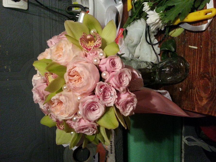 """пионы, розы и орхидеи - фото 3087093 """"Маэстро"""" - свадебное оформление"""
