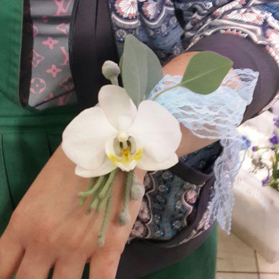 """браслет для подружки невесты - фото 3087141 """"Маэстро"""" - свадебное оформление"""