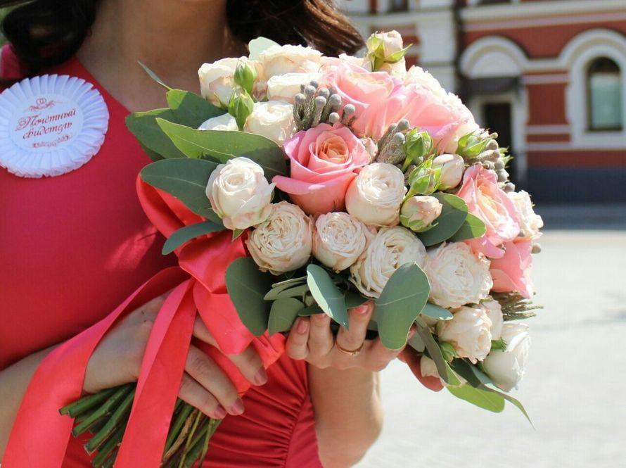 """пионы и розы - фото 3087143 """"Маэстро"""" - свадебное оформление"""