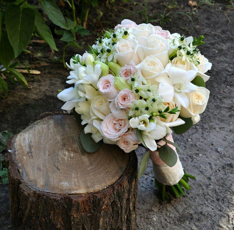 """Фото 3087359 в коллекции букет невесты - """"Маэстро"""" - свадебное оформление"""