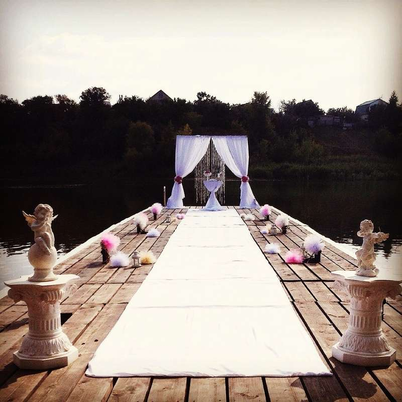 "Фото 10179446 в коллекции Портфолио - ""Маэстро"" - свадебное оформление"