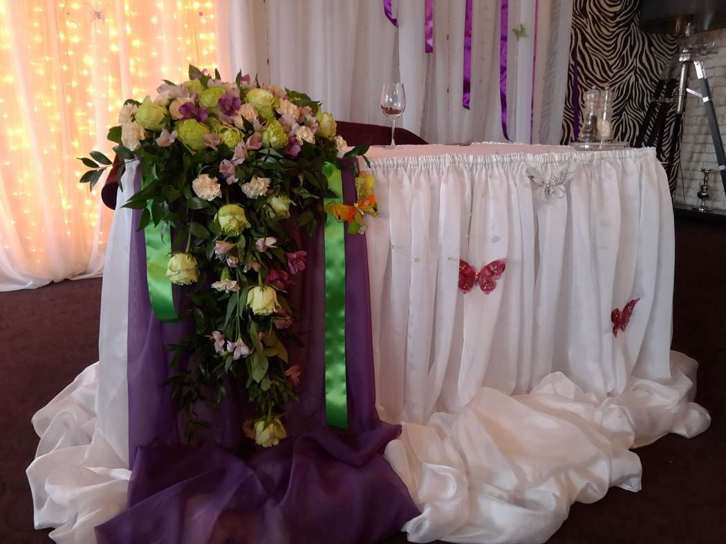 "Фото 14015966 в коллекции Портфолио - ""Маэстро"" - свадебное оформление"