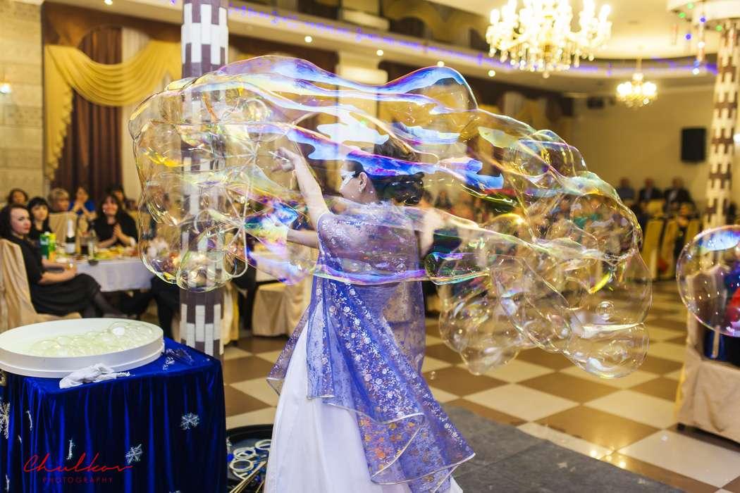 """Фото 15819158 в коллекции Портфолио - """"Новое явление"""" - шоу мыльных пузырей"""