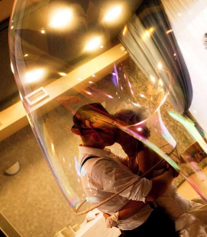"""Фото 15819172 в коллекции Мои фотографии - """"Новое явление"""" - шоу мыльных пузырей"""