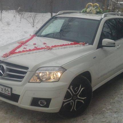 Mercedes-Benz GLK 1 час