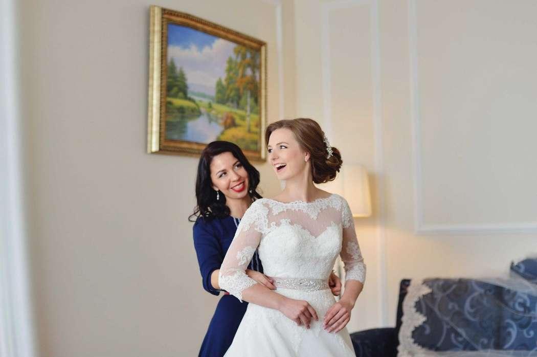 Фото 9231632 в коллекции Нежная свадьба Дмитрия и Анны - Свадебный распорядитель Яна Никитина
