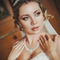 Мариночка; Фото: Дмитрий Кияткин; Визаж и причёска невесты: Наталья Казанцева