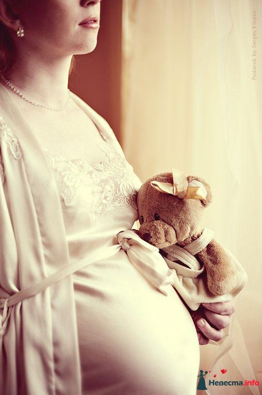 Фото 105546 в коллекции В ожидании малыша - Свадебный фотограф Сергей Клопов