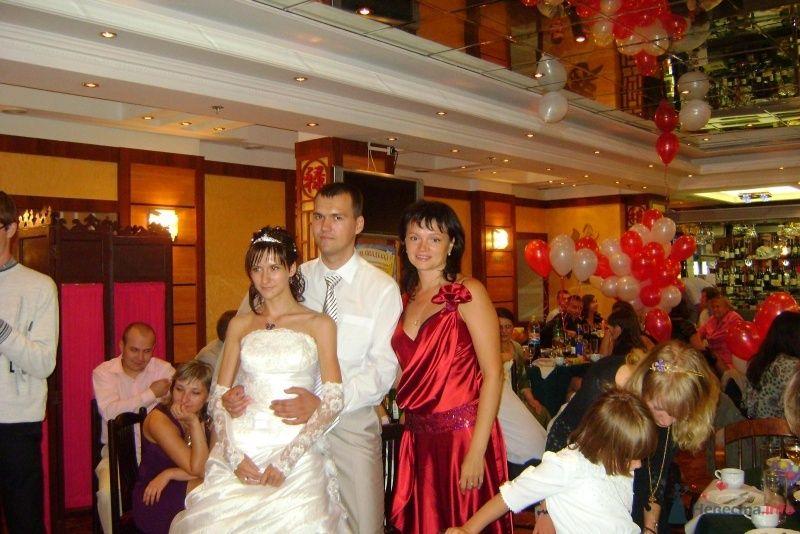 Фото 39247 в коллекции Моя Свадьба 07.08.09