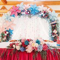 Свадьба в стиле Лолли Поп