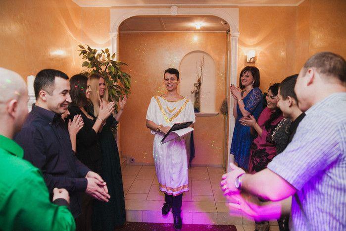 Греческий юбилей - фото 4544179 Ведущий Сергей Федосеев