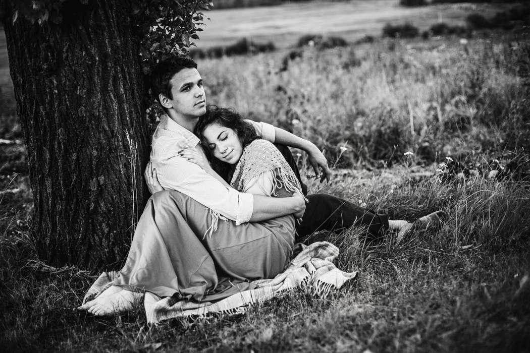 Очень позитивная влюбленная пара Даня и Маша. Love Story - фото 2937829 Фотограф Сергей Герелис