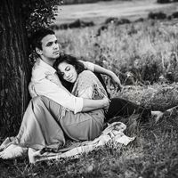 Очень позитивная влюбленная пара Даня и Маша. Love Story