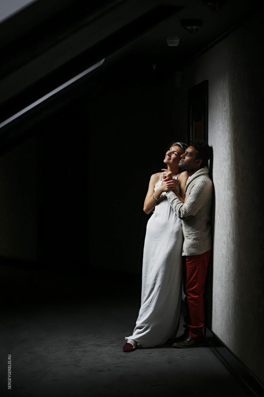 Необыкновенно интересная и красивая пара Даниэль и Алена. Ваш личный фотограф Сергей Герелис - фото 10109652 Фотограф Сергей Герелис