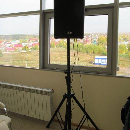 Аренда и прокат Активная акустическая система