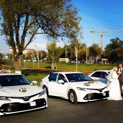 Аренда новой модели Toyota Сamry V70