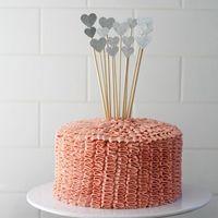 3. Гофрированные торты