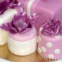 Торт-пирожные.
