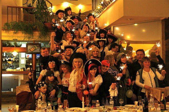 Пиратская вечеринка - фото 2678661 Ведущая Татьяна Щетинина