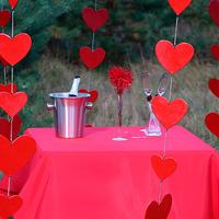 Внеси романтику в отношения. Веселые и красивые гирлянды помогут тебе.