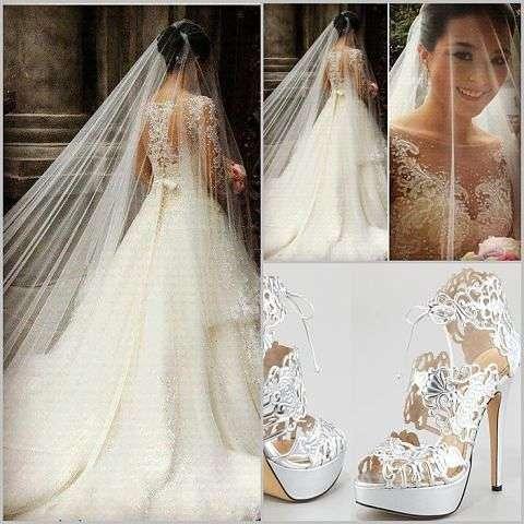 Фото 2693059 в коллекции Мои фотографии - Грация- салон свадебной моды