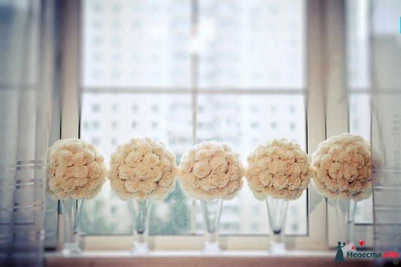 Как украсить столовую на свадьбу своими руками