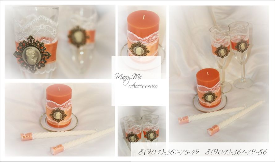 """Фото 2702464 в коллекции Свадебные аксессуары - """"Marry Me """" свадебная мастерская"""