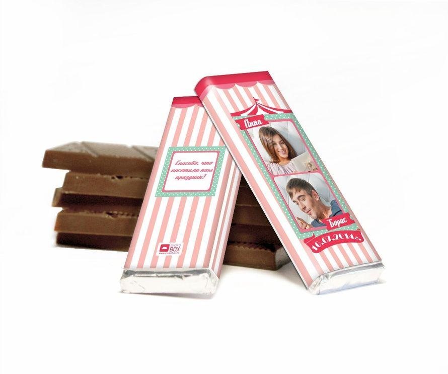 шоколад с вашим фото краснодар