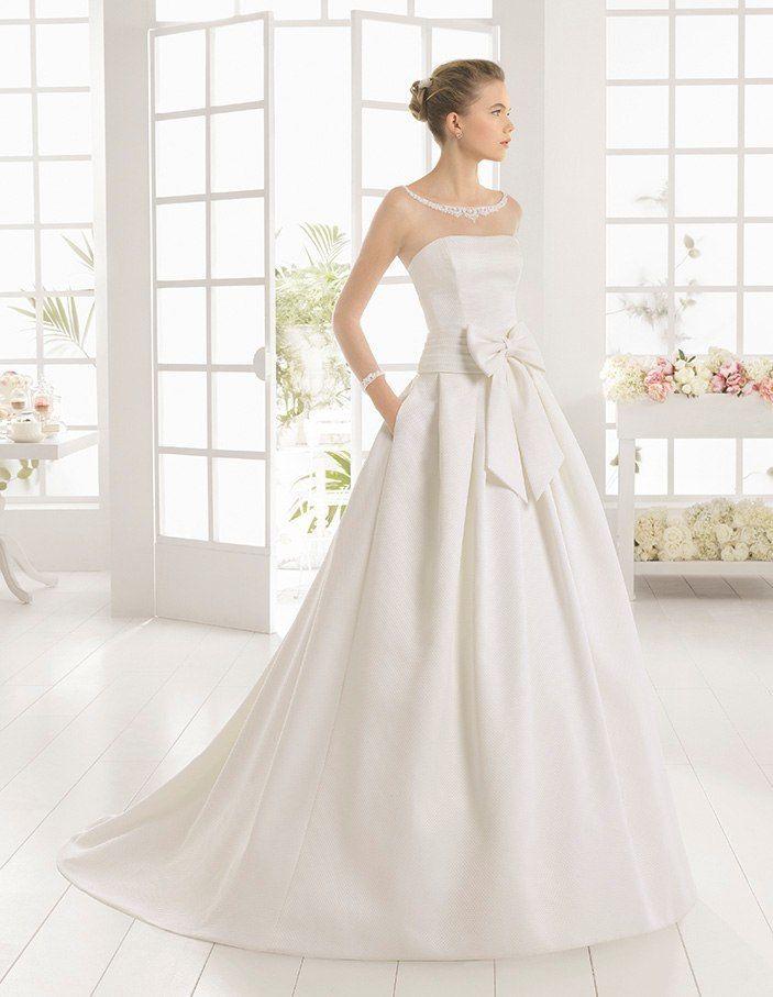 Micaela - фото 14767402 Свадебный бутик Mane