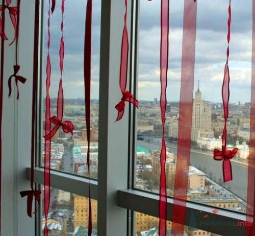 """Вид из панорамного зала """"Давос"""" - фото 15910 Банкетные залы """"Swissotel Красные холмы"""""""