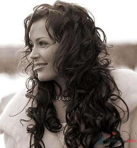 Фото 16294 в коллекции Макияж и причёска - Невеста01