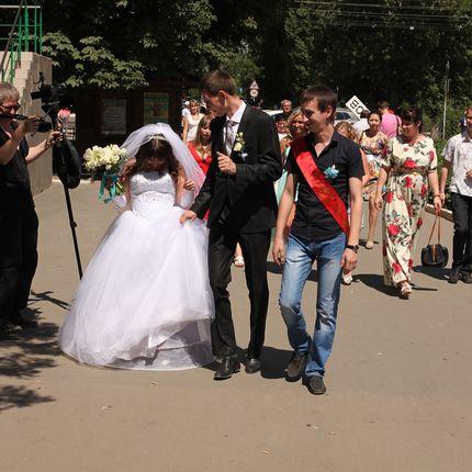 Свадебный короткий фильм