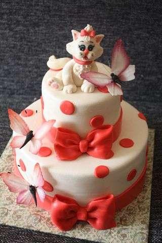 Фото 2762903 в коллекции свадебный торт - Добрый Фей - организация свадьбы