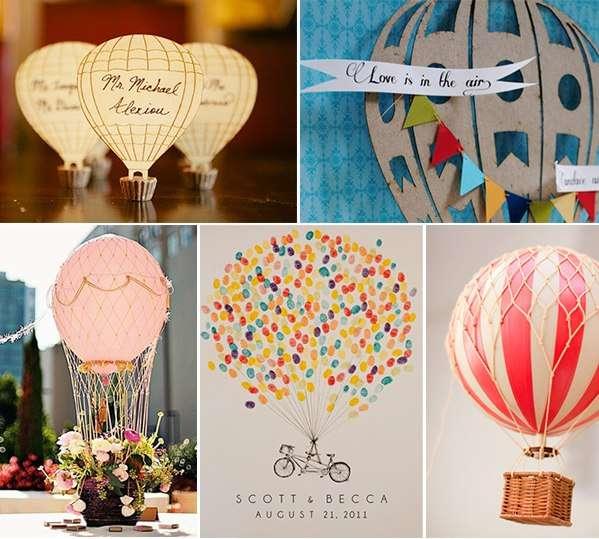 Поздравления с воздушными шариками на свадьбе