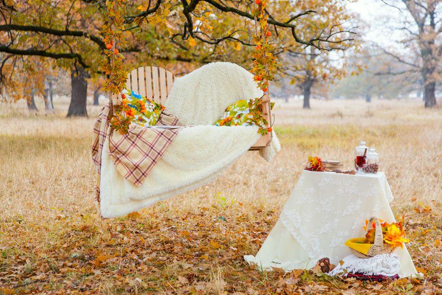 Осенний декор для фотосессий
