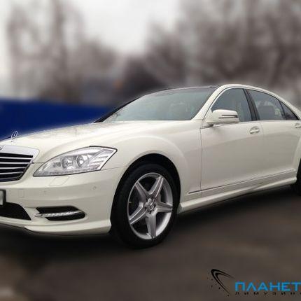 Mercedes benz s (w221r)