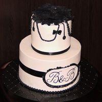 торт для свадьбы гангстеров