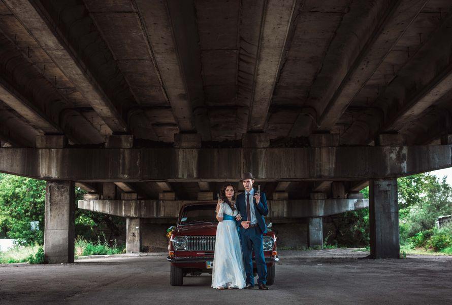 Свадьба в стиле гангстеров. - фото 2790139 DreaMStudio - фотосъёмка