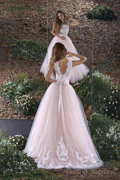 Свадебное платье А-силуэта ТМ Victoria Soprano (Франция)   - фото 11391278 Свадебный салон Formarriage